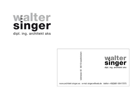 Architekt_W_Singer_Log-Vis