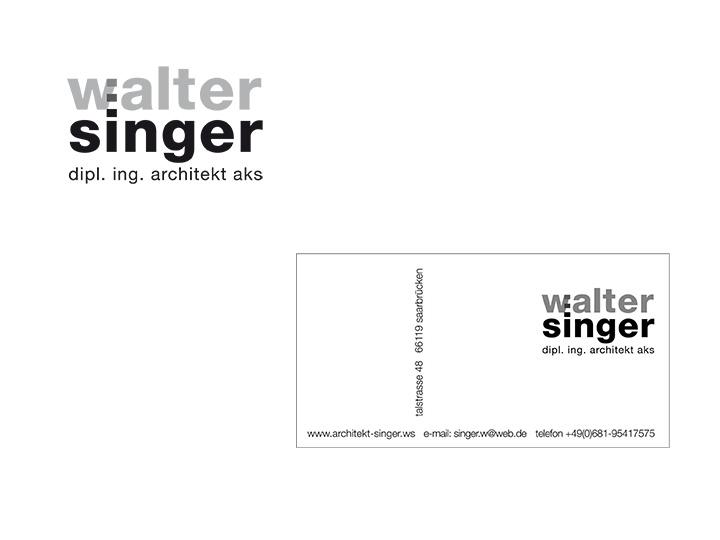 Architekt_W_Singer_Log-Vis